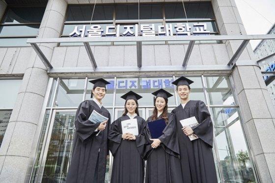 서울디지털대, 16일 2018-2학기 학생 모집 마감