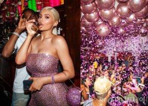카일리 제너, 남다른 생일 파티…화려함의 '극치'