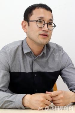피아니스트 고희안. /사진=이기범 기자