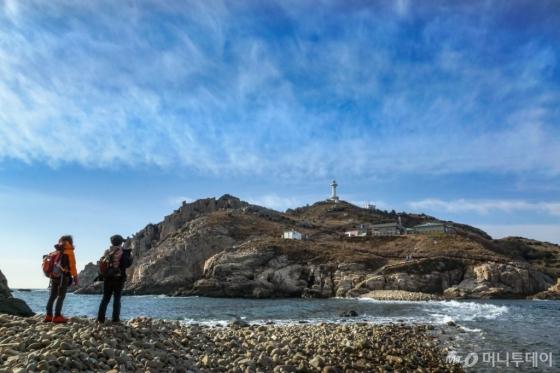 남파랑길(한려해상 바다백리길). /사진제공=한국관광공사<br />
