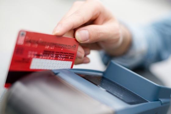6개월 이상 장기 이용권을 구매할 때는 신용카드 할부로 구매하는 것이 좋다. /사진=이미지투데이