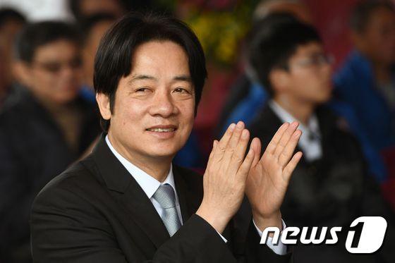 라이칭더 대만 행정원장. /사진=뉴스1