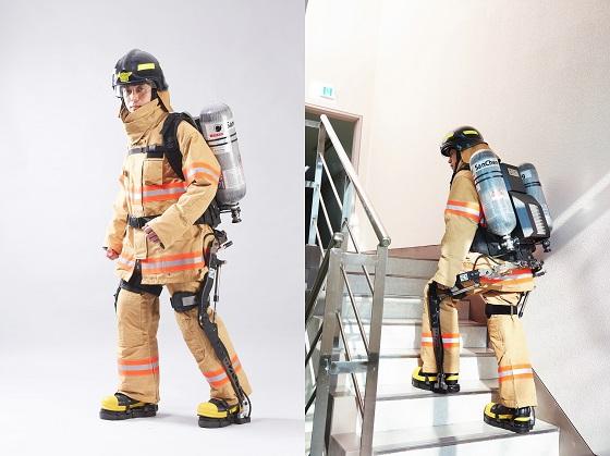 화재현장에서 소방관들이 사용할 수 있는 '하이퍼 R1'/사진=FRT