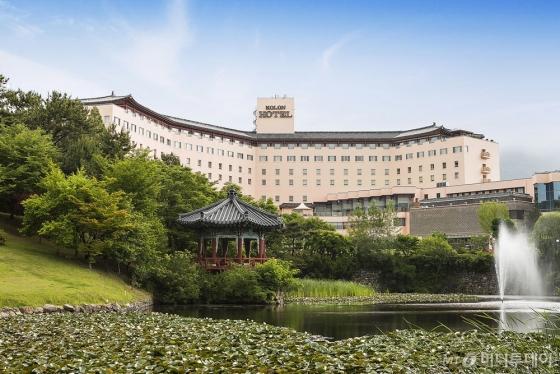 /사진제공=경주 코오롱호텔