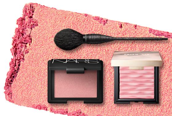 나스 블러쉬 오르가즘, 야치요 가부끼 브러시, 클리오 프리즘에어 블러셔 2호 핑크 바이브/사진제공=각 브랜드