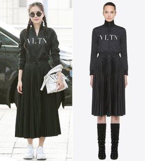 손나은 vs 모델, 저지 원피스 스타일 대결…승자는?
