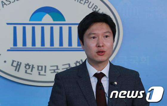 김해영 더불어민주당 의원.© News1 이동원 기자