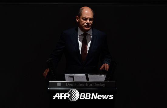 올라프 슐츠 독일 재무부 장관. /AFPBBNews=뉴스1