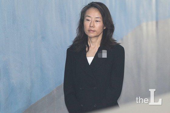 조윤선 전 문화체육관광부 장관./사진=뉴스1