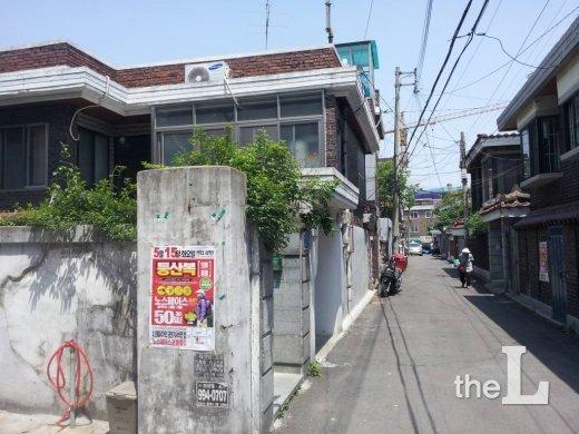 2012년 서울의 한 재개발지역 전경 / 사진=민동훈 기자