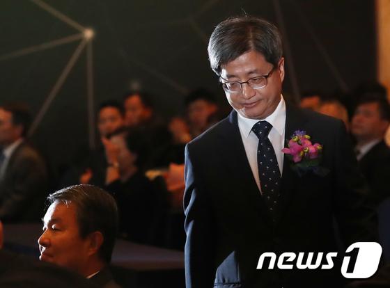 김명수 대법원장. 2018.8.27/뉴스1 © News1 송원영 기자