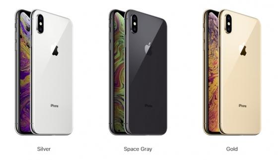 애플, 아이폰 Xs 113만원· Xs 맥스 124만원부터
