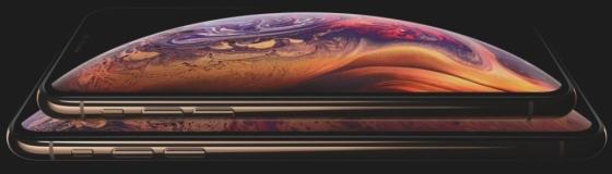 아이폰 Xs 시리즈 /사진=애플