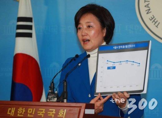 """박영선, """"이명박·박근혜 부동산 대책, 빚내서 집사라는 투기조장"""""""