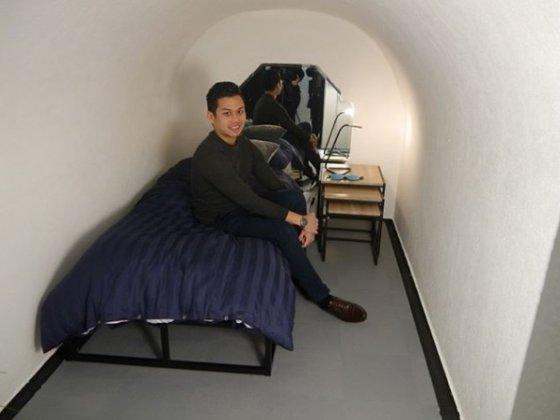 직장인 낮잠 신풍속도…뉴욕서도, 런던서도 '쿨쿨'