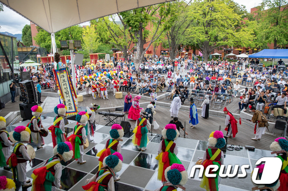 [사진]개막한 전국생활문화축제