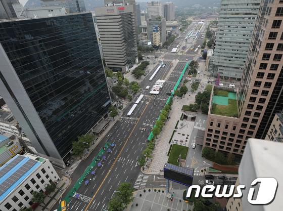 [사진]'차 없는 서울'