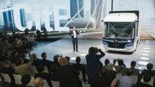 만트럭버스, 도심형 15톤급 순수 전기트럭 'CitE' 선봬