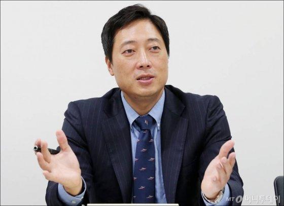 조용민 프론테오(Fronteo) 한국법인 대표/사진=김창현 기자