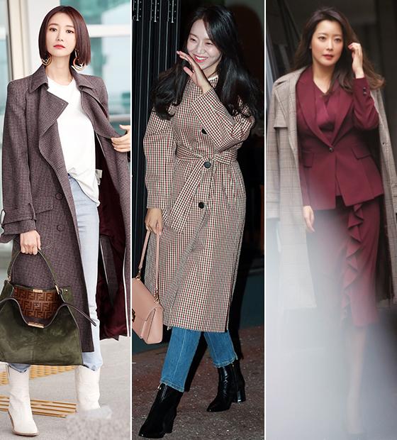 배우 고준희, 신혜선, 김희선/사진=머니투데이 DB, 조이너스