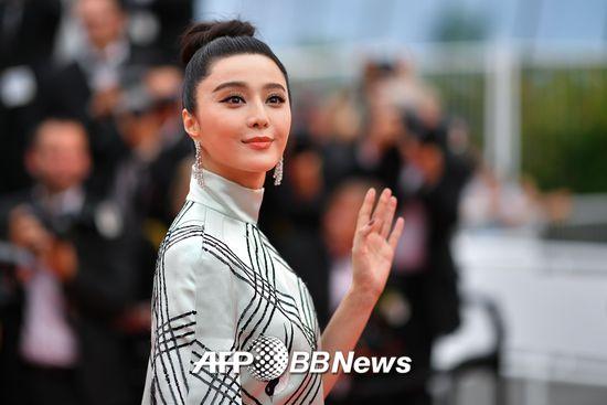 중국 배우 판빙빙. /AFPBBNews=뉴스1