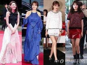 배우 '최수영', 드레스 vs 스커트 패션 '완벽 소화'