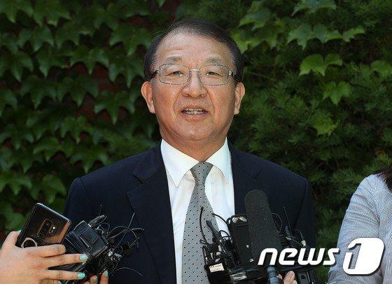 양승태 전 대법원장. 2018.6.1/뉴스1 © News1 박세연 기자