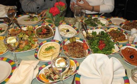 시리아 음식 /사진=위키커먼스