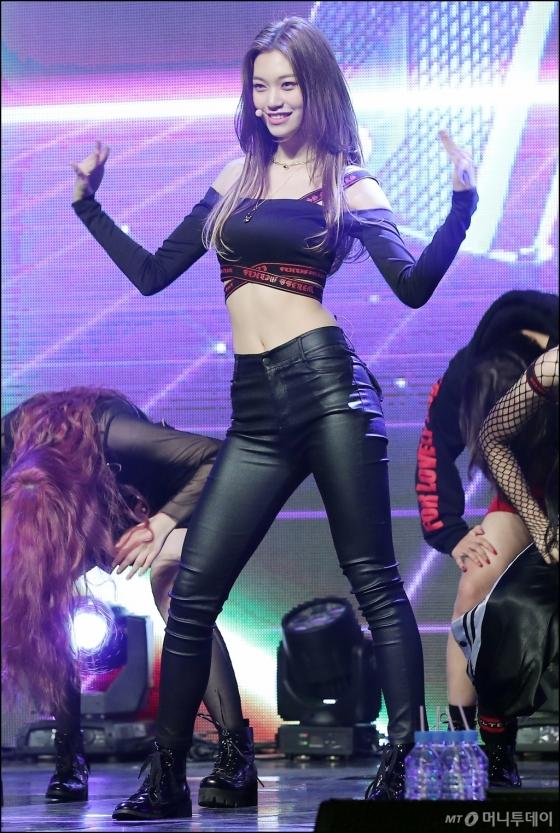 [★화보]'환상적인 몸매' 김도연, 군살제로!