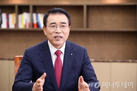 조용병 신한금융그룹 회장./사진제공=신한금융그룹.