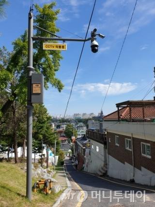 수원시, 팔달산 주변 주거 밀집지역에 방범 CCTV 110대 추가 설치