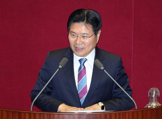 홍문종 자유한국당 의원. /사진=뉴스1