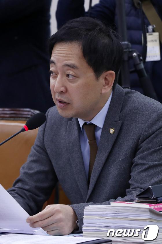 금태섭 더불어민주당 의원.  2018.2.6/뉴스1 © News1 안은나 기자