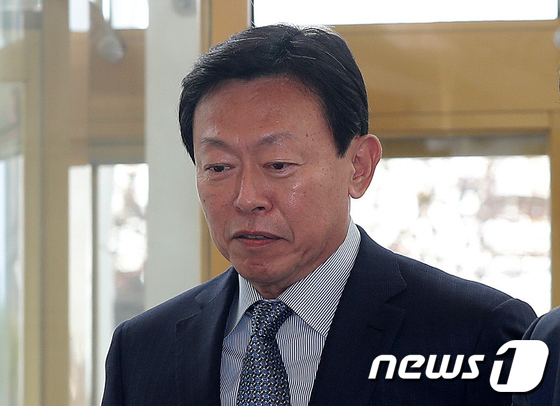신동빈 롯데그룹 회장. 2018.10.8/뉴스1 © News1 박세연 기자