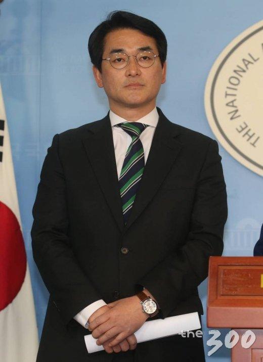박용진 더불어민주당 의원. /사진=이동훈 기자