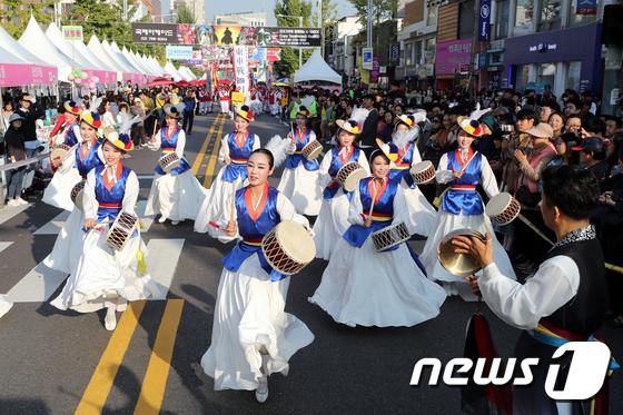 [사진]'한국문화의 흥'