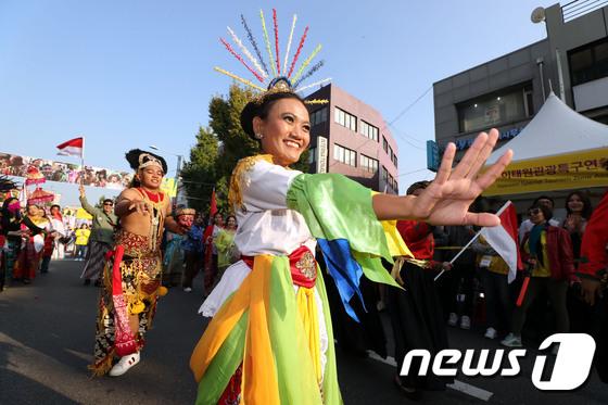 [사진]지구촌 축제 다함께 즐겨요