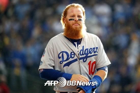 LA다저스의 제임스 터너/AFPBBNews=뉴스1