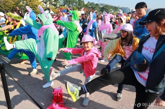 [사진]신나는 핑크런