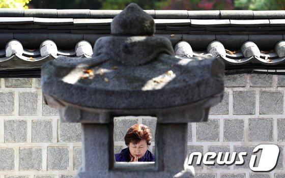 [사진]수능 기도하는 불자