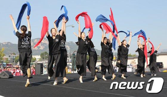 [사진]'아리랑경연대회