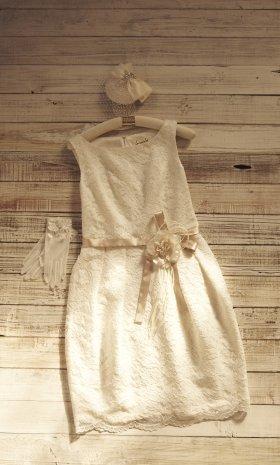 천연 한지로 만든 웨딩드레스/사진제공=대지를 위한 바느질