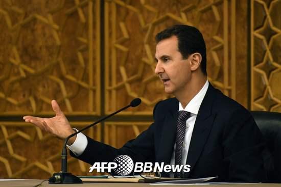 바샤르 알 아사드 대통령 /AFPBBNews=뉴스1