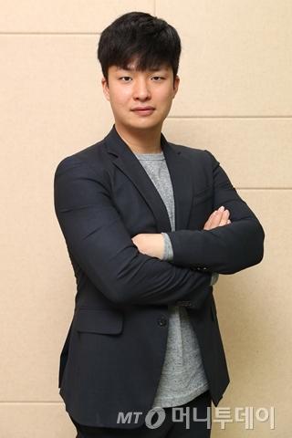 이상헌 보이스루 대표. /사진=이기범 기자.