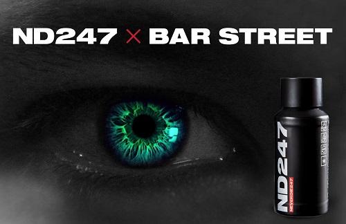 숙취해소음료 ND247, 이태원 바스트리트(Bar Street) 참여