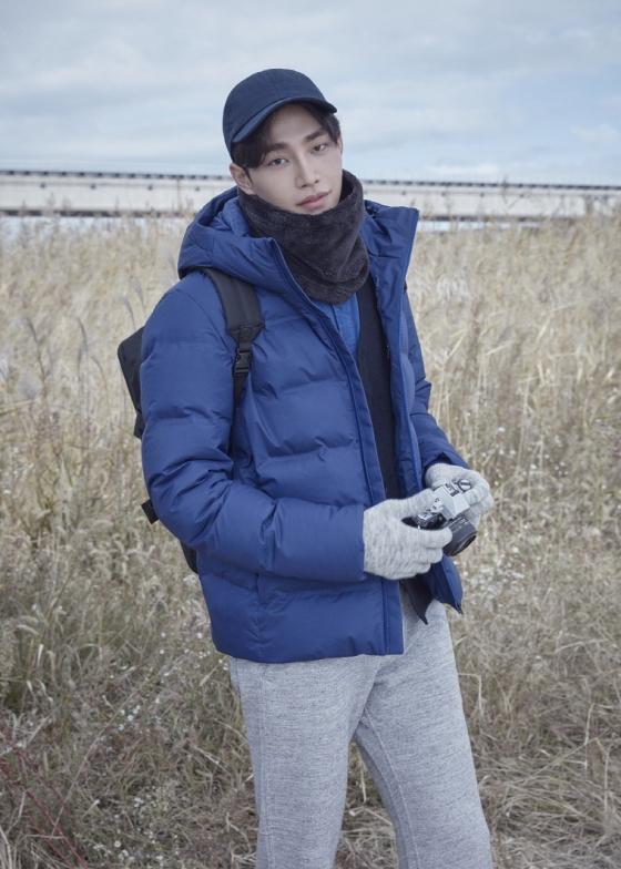 배우 김재영/사진제공=유니클로, 엘르