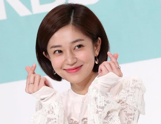 배우 백진희/사진=홍봉진 기자