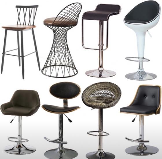 쇼핑 사이트에 '키높이 의자'라고 검색해 보면 다양한 종류의 의자를 찾을 수 있다. 인터뷰에 응한 교사는 바(Bar) 등지에서 쓰는 키높이 의자같은 게 있으면 편할 것 같다고 말했다. /사진=쇼핑 사이트 캡처