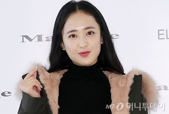 배우 김민정/사진=김창현 기자