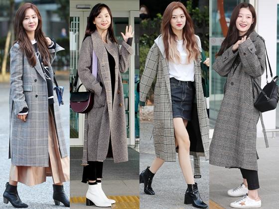 소녀시대 유리, 배우 윤승아, 위키미키 김도연, 다이아 정채연 /사진=뉴스1, 로사케이, 머니투데이 DB